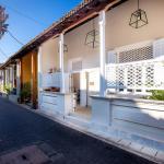 Fortaleza Lighthouse Street, Galle