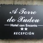 Hotel A Torre do Xudeu, Tui