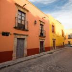 Hotel Posada Maria Luisa, San Miguel de Allende