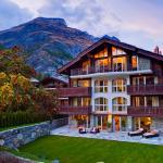 Alex Lodge, Zermatt
