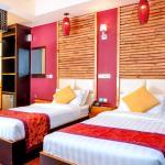 Clear sky Inn by Wonderland Maldives,  Hulhumale
