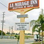 La Mirage Inn, Los Angeles
