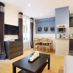 Apartment Moulin Rouge - rue Lepic,  Paris