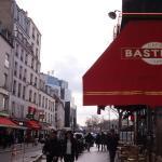 Apartment Bastille for 4,  Paris