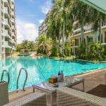 Paradise Park Pattaya Apartments, Jomtien Beach