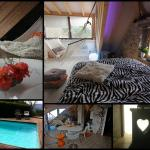 "Hotel Pictures: Loft ""Home & Pool"", Osenbach"