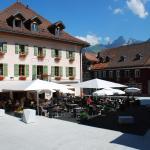 Hotel de Ville, Chateau-dOex