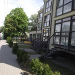 Žemaičių apartamentai,  Palanga