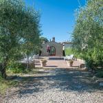 Villa Aia,  San Gimignano