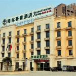 GreenTree Inn Shanghai Jiading Dazhong International Auto City Business Hotel, Jiading