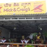 Mick & Craigs Restaurant & Guesthouse Sihanoukville,  Sihanoukville