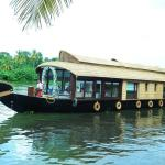 Riverland Welcome Houseboat, Alleppey