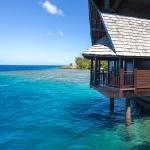 Oa Oa Lodge,  Bora Bora