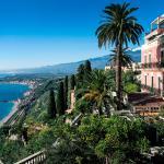 Hotel Villa Schuler, Taormina