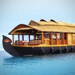 Nest riverland houseboat, Kumarakom