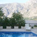 Apartments with shared pool, Kotor