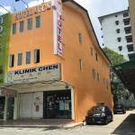 Lucky Hotel, Johor Bahru