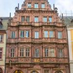 Hotel Zum Ritter St. Georg, Heidelberg