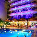 Miray Hotel Kleopatra,  Alanya