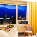 Hotel Am Terrassenufer, Dresden