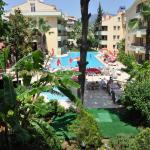 Club Palm Garden Keskin Hotel, Marmaris