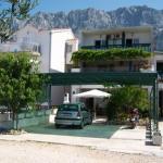 Apartments Diana 3464, Makarska