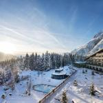 Hotellikuvia: Interalpen-Hotel Tyrol GmbH, Telfs-Buchen