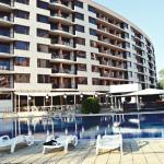 Apartments 523&726 Poseidon, Sunny Beach