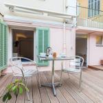 Appartement avec jardin, Cannes