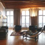 Apartment Corbusier, Paris