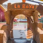 Hotel Pictures: Hotel y Parque Acuático La Boya, Huacas
