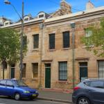 Waterview Heritage House at The Rocks, Sydney