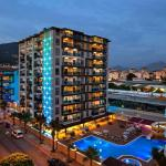 Granada City Elena Apartment, Alanya