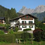 ホテル写真: Ferienwohnung Fritsch, Tschagguns