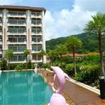 Phuket Villa Patong 1 bedroom New Apartment, Patong Beach