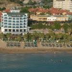 Venessa Beach Hotel, Avsallar