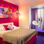 Hotel Best Western Anjou Lafayette, Paris