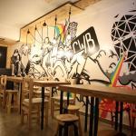 Social Hostel Café e Bar, Curitiba