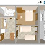 Apartment Sali 443a, Sali