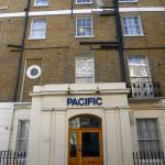 Pacific Hotel, London