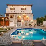 Mosaic Villa,  Rethymno Town