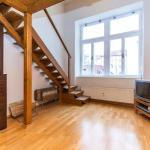 Apartment Pštrossova 16, Prague