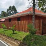 Hotel Pictures: Cabañas Rurales El Cielo, Jardin
