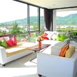 Kamala Resort & SPA 1 bedroom Sea View Apartment, Kamala Beach