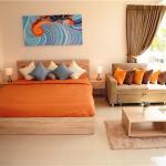 Chic Karon Studio with Wifi, Karon Beach