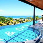 Sea & Sky Karon 2 bedrooms Apartment Sea View Spa Bath,  Karon Beach