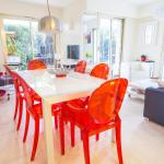 Beautiful apartment with garden Cannes Center,  Cannes