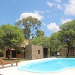 Фотографии отеля: Rincón del Champaqui, Villa Las Rosas