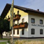 酒店图片: Gasthof-Hotel-Mittelpunkt-Europa, Braunau am Inn