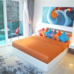 Emerald Patong New Studio with Balcony, Patong Beach
